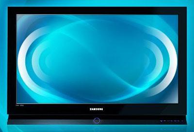 "Samsung 82"" LCD TV 82F5"