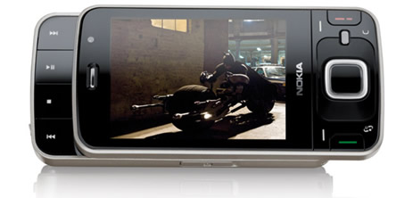 Nokia N96 Multimedia Computer