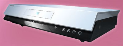 Samsung Blu-Ray Disc Player BD-P1000