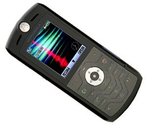 Motorola SLVR V8